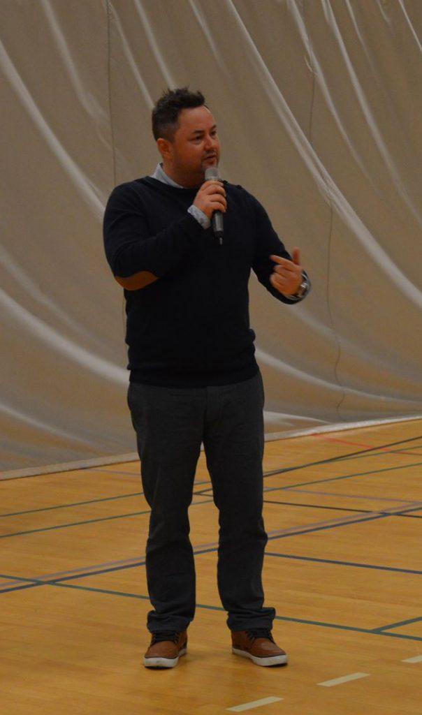 Martin Bødker Fritzen, grundlægger af Sørby eSport